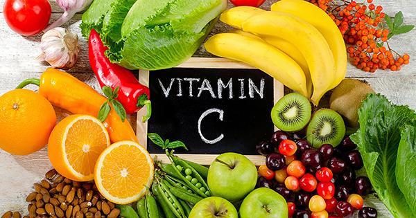 Tăng cường bổ sung vitamin C cho cơ thể