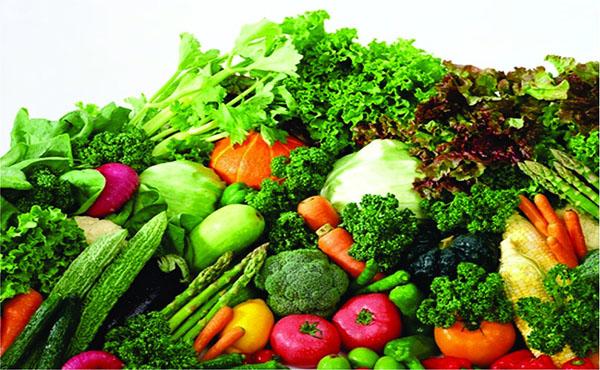 Bổ sung rau xanh vào chế độ ăn hàng ngày
