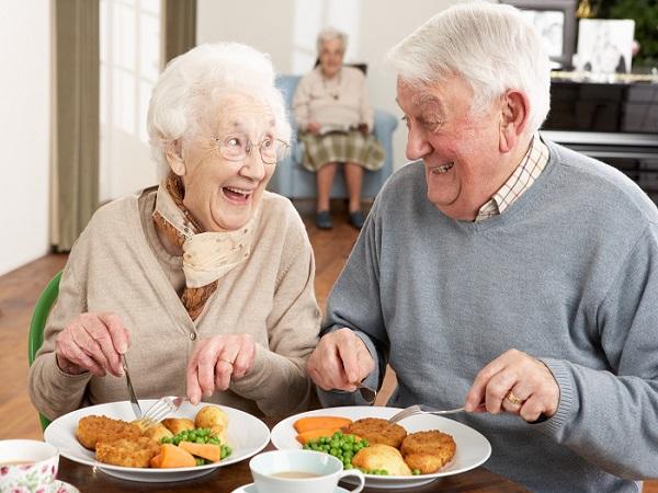 Món ăn cho người già giúp tăng cường sức khỏe