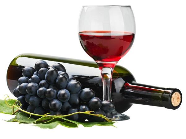 Điểm danh các tác dụng của rượu nho với sức khỏe con người