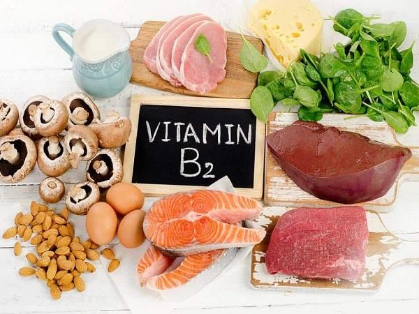 Điểm danh các thực phẩm chứa vitamin B2 tốt cho sức khỏe chúng ta