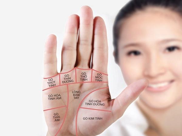 Nốt ruồi ở lòng bàn tay phải nữ có nghĩa gì về vận mệnh?