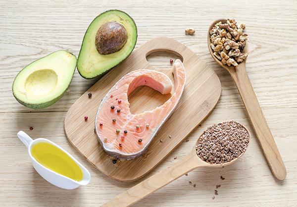 Thực phẩm giàu axit béo omega - 3 có tác dụng tốt chữa khô âm đạo