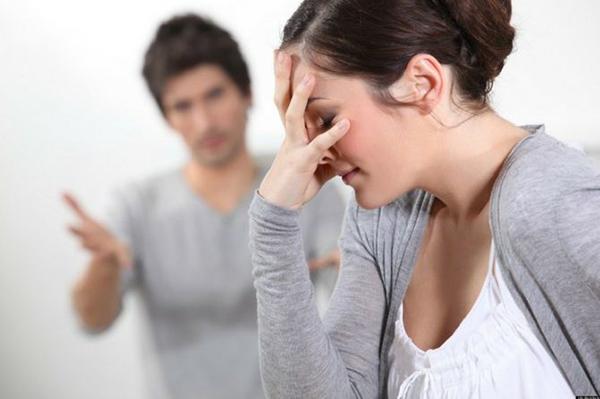 Liên đau khổ khi phát hiện chồng ra ngoài
