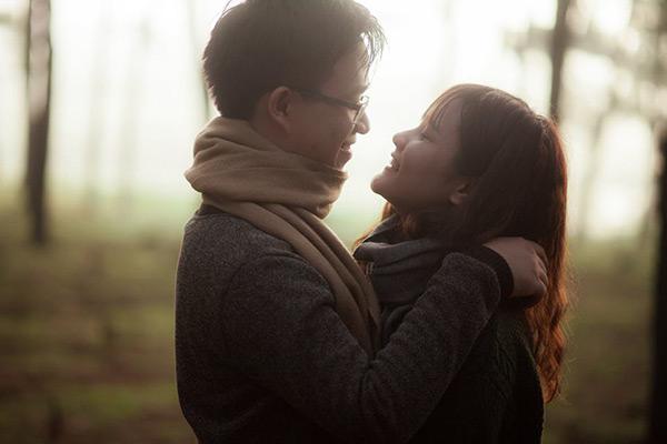 Chuyện tình của 2 anh chị thật đẹp khiến mọi cặp đôi ghen tỵ