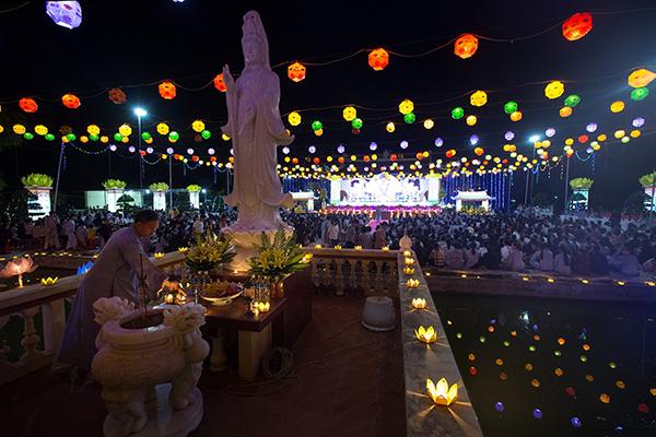 Tết Trung Nguyên là nét đẹp văn hóa của người Việt