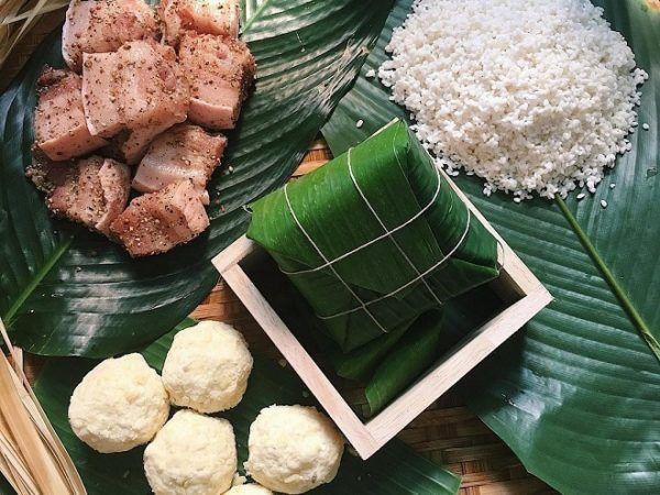 Bánh chưng ngày tết có ý nghĩa gì trong văn hoá người Việt?