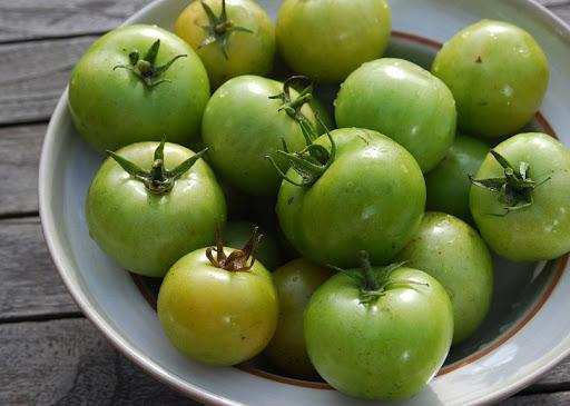 Tuyet doi khong an ca chua con xanh 5