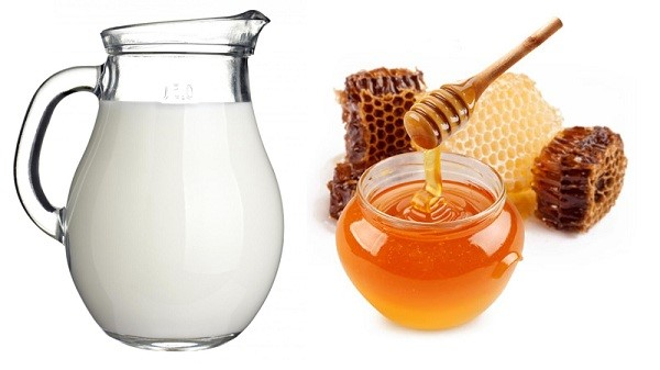 Tóc suôn thẳng, mềm mượt nhờ sữa tươi mật ong