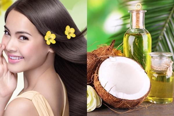 Dầu dừa và những tác dụng tuyệt vời đối với mái tóc