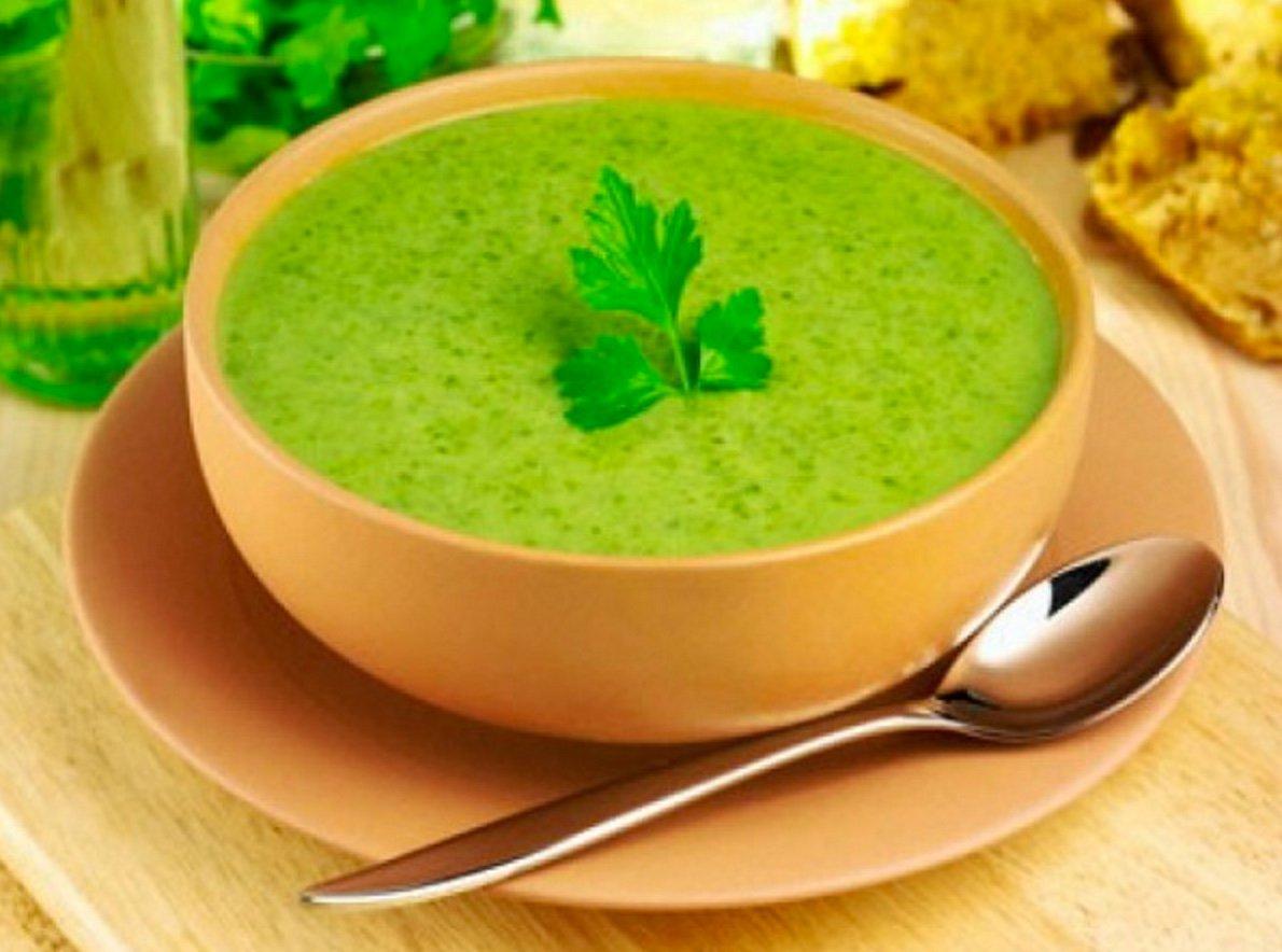 Cháo thịt heo cải ngọt giúp bổ sung chất xơ cho trẻ
