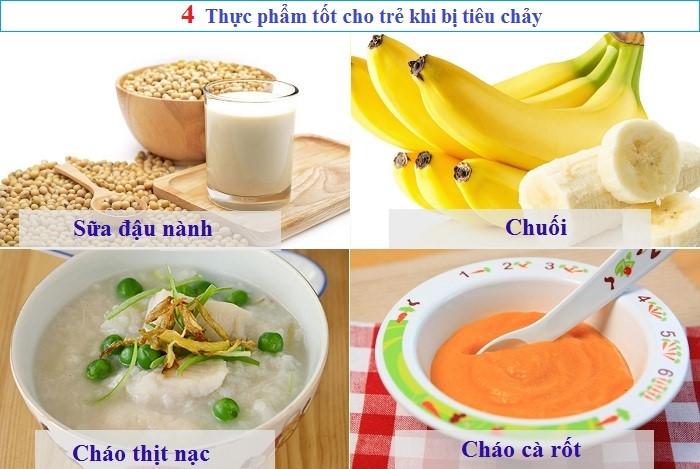 Bổ sung các thực phẩm mềm, giàu chất dinh dưỡng cho trẻ