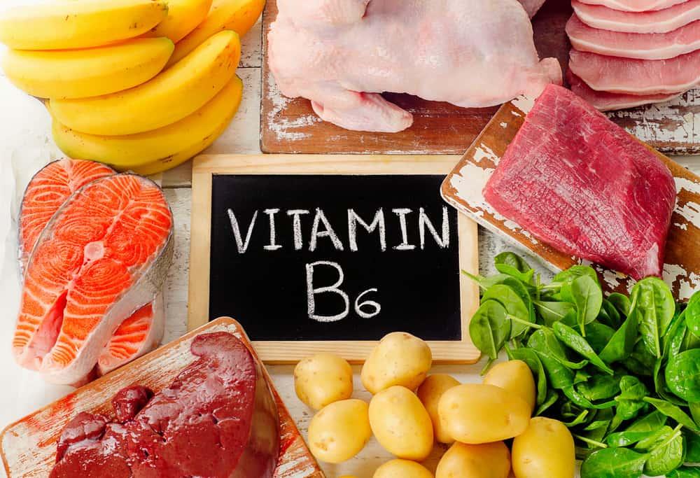 Vitamin B6 có trong thực phẩm nào nhiều nhất?