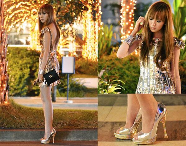 Điểm mặt những kiểu váy mặc đi bar đẹp và nổi bật nhất