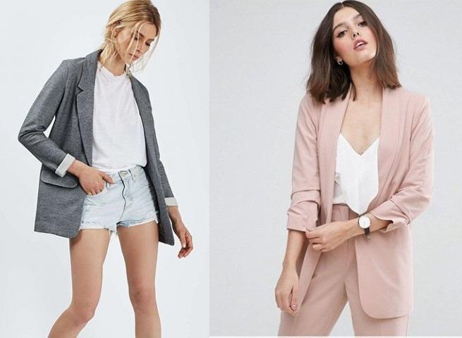 Sành điệu hơn với những cách mặc áo blazer đẹp nhất mùa thu