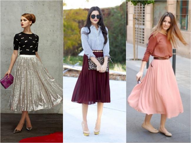 3 lời khuyên chọn váy cực chuẩn cho người có bắp chân to