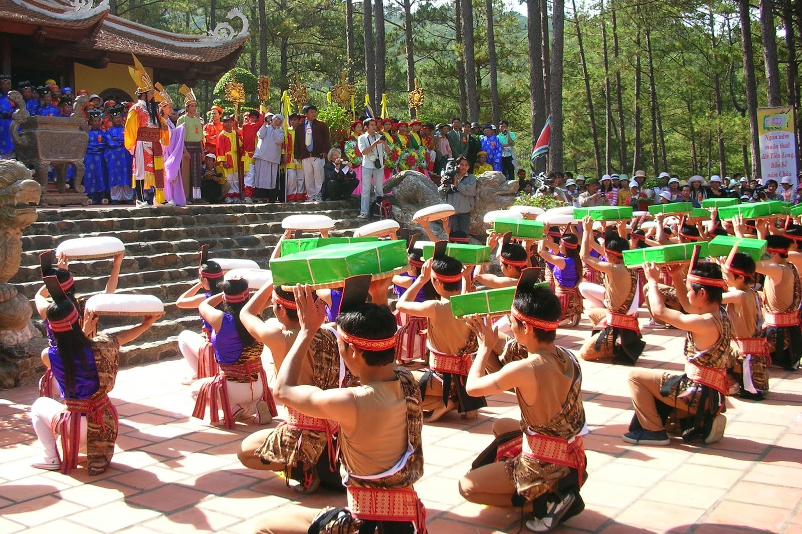 Lễ hội Vua Hùng