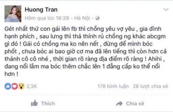 Cũng bị vướng nghi vấn 'mồi chài' Việt Anh, Đan Lê lên tiếng - Ảnh 1
