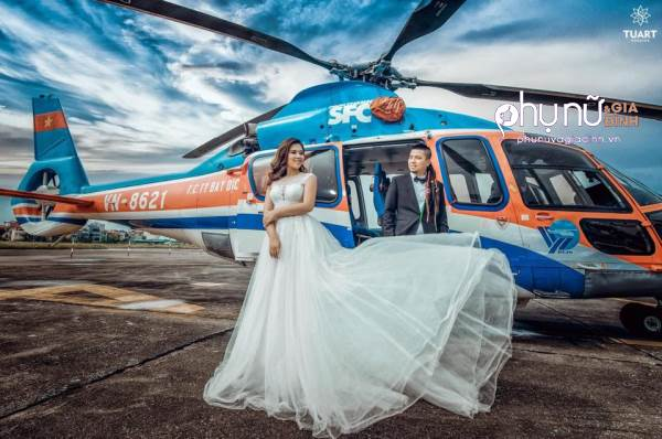 DJ số 1 Việt Nam dùng trực thăng 300 tỷ rước 'cô gái triệu view' về dinh? - Ảnh 6