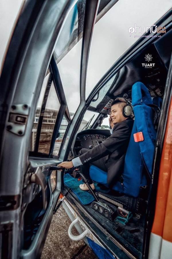 DJ số 1 Việt Nam dùng trực thăng 300 tỷ rước 'cô gái triệu view' về dinh? - Ảnh 8