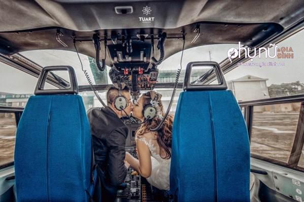 DJ số 1 Việt Nam dùng trực thăng 300 tỷ rước 'cô gái triệu view' về dinh? - Ảnh 9