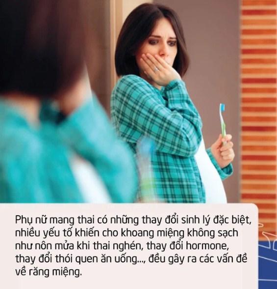 Đừng chủ quan với những cơn đau răng khi mang thai, nó có thể gây sảy thai nếu biến chứng nặng - Ảnh 1