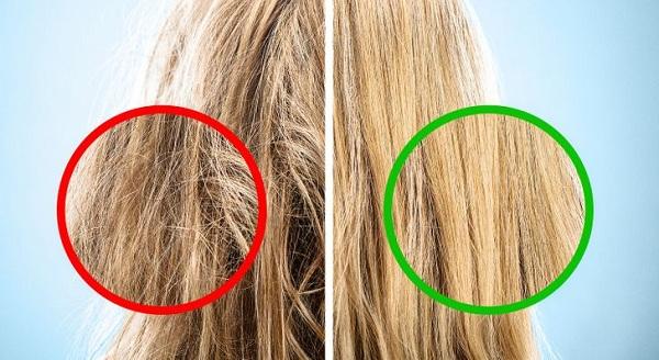 7 lỗi chải đầu khiến tóc nhanh hư tổn - Ảnh 2