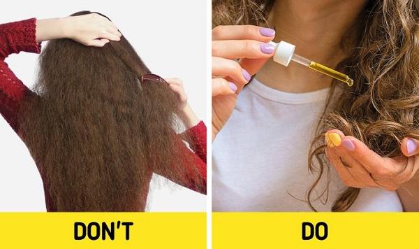 7 lỗi chải đầu khiến tóc nhanh hư tổn - Ảnh 6