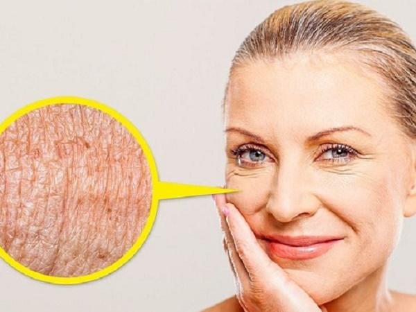 8 dấu hiệu trên khuôn mặt báo hiệu sự lão hóa