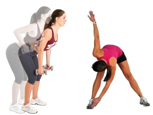 10 bài tập giúp tăng cơ, giảm mỡ để đón tết