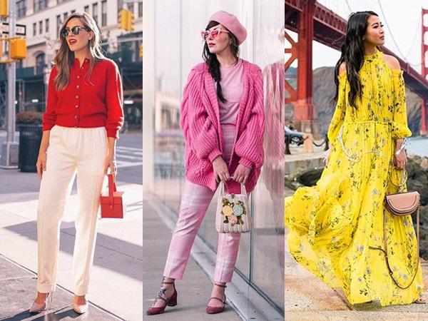 """12 kiểu trang phục đầy màu sắc được dự báo sẽ """"lên ngôi"""" trong năm 2019"""
