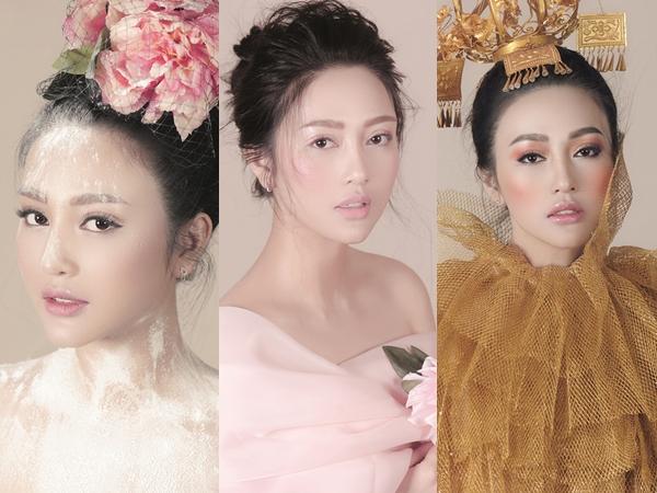 3 phong cách trang điểm tự nhiên với son môi hồng cho nàng nữ tính