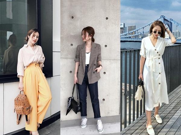 4 công thức diện đồ kinh điển nhưng không hề nhàm chán giúp các nàng công sở mặc đẹp suốt cả mùa thu năm nay
