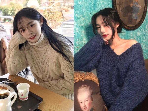 4 item khó thiếu trong tủ đồ của con gái Hàn mùa đông