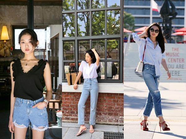 4 mẫu jeans hot nhất mạng xã hội hè này hóa ra đều rất quen thuộc và diện mãi mà chẳng hề lỗi mốt