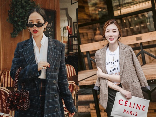 5 bí kíp khôn ngoan giúp các chị em chọn được mẫu áo blazer vừa đẹp mà mặc không bị già