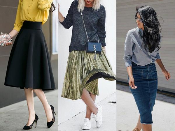 6 kiểu váy vừa tiện dụng lại phù hợp với mọi lứa tuổi, chị em nào cũng nên có sẵn trong tủ đồ của mình