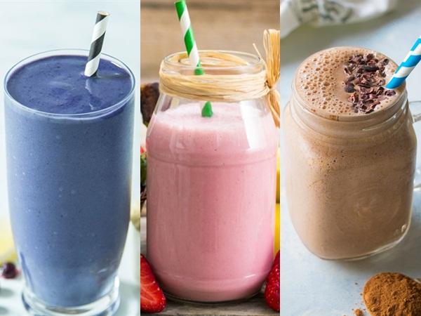 6 loại sinh tố cho bữa sáng giúp giảm cân nhanh