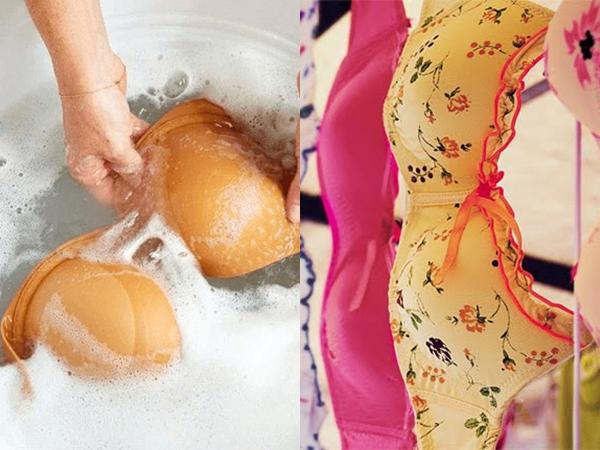 6 mẹo giặt áo ngực cực đơn giản giúp chị em thoải mái hơn dù phải mặc chúng cả ngày
