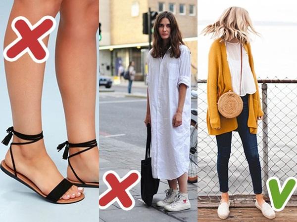 7 kiểu trang phục mùa thu mà nhiều chị em tưởng là sành điệu nhưng thật ra lại là sai lầm trầm trọng