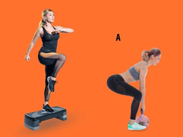 """9 bài tập thể dục đơn giản giúp vòng 3 tăng """"vùn vụt"""" trong 1 tháng"""