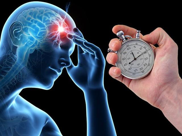 Sơ cứu khi bị đột quỵ, biết cách để tránh nguy cơ tử vong - Ảnh 1
