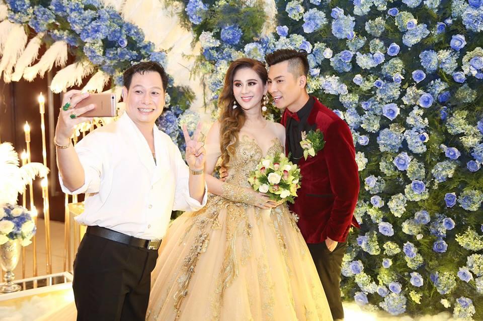 Nhìn lại những khoảnh khắc vui tươi nhưng đầy xúc động trong đám cưới Lâm Khánh Chi: Ai cũng xứng đáng có được hạnh phúc! - Ảnh 6