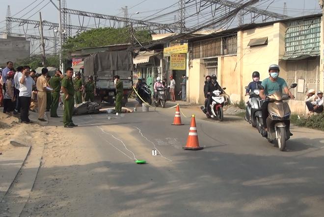 Cô gái 20 tuổi chết thảm dưới bánh xe tải trên đường phố Sài Gòn - Ảnh 1
