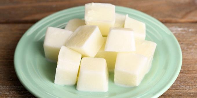 Lấy trái cây chưng Tết làm đá lạnh để mát xa, da mặt căng mướt, trắng mịn như gái Hàn - Ảnh 2