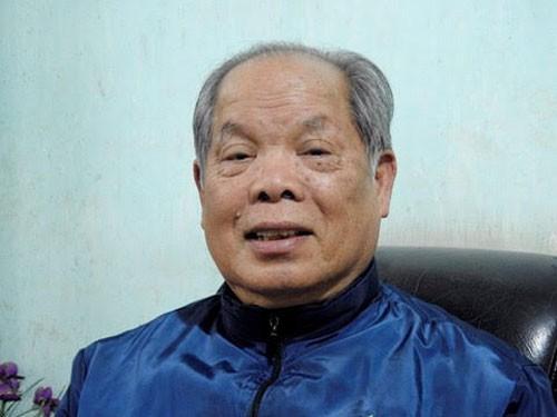 PGS Bùi Hiền: 'Gạch đá' là động lực để tôi tiếp tục cải tiến tiếng Việt - Ảnh 1