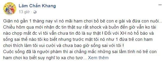 Lâm Chấn Khang và sao Việt nói gì khi Châu Việt Cường liên quan đến cái chết của cô gái trẻ? - Ảnh 2