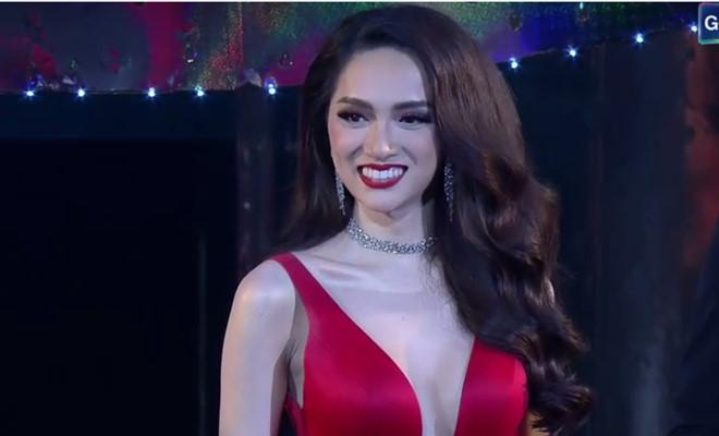 Hương Giang Idol đăng quang Hoa hậu Chuyển giới Quốc tế 2018 - Ảnh 1