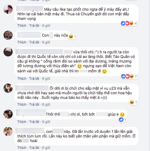 Đoán U23 Việt Nam thua chưa đủ, Hoàng Hải Thu tiếp tục thách thức dư luận khi nói điều này về Hương Giang Idol - Ảnh 4