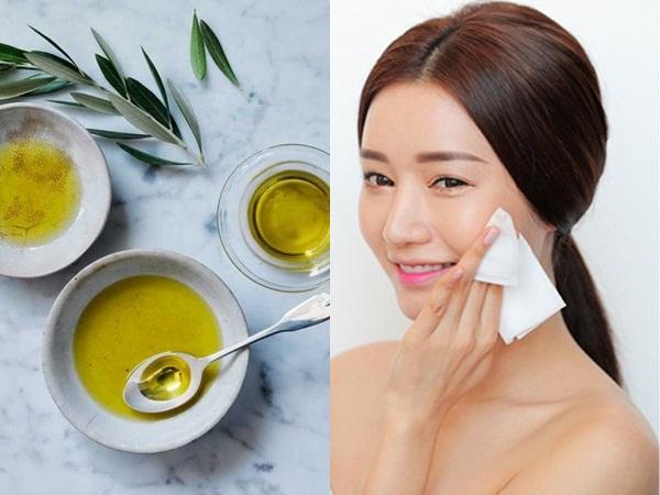 2 cách dùng dầu olive trị sạch mụn